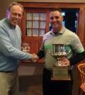 Steve Blackburn wins his fourth Thompson Cup