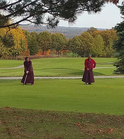 Jain Golfers