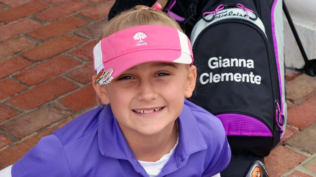 Warren's Gianna Clemente