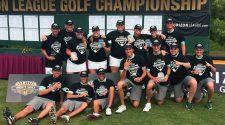 2017 CSU Vikings Men's Golf Team