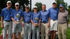 St. Xavier Boys Golf Team 2017