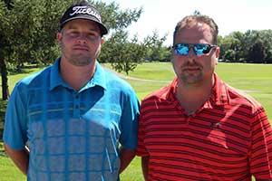 Ryan Stefanski and Brian Smith