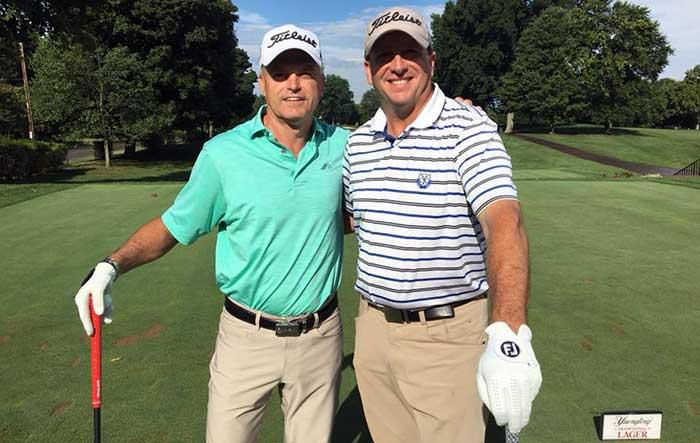 Mitch Camp and Jon Jones