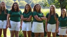 2018 GlenOak Girls Golf Team