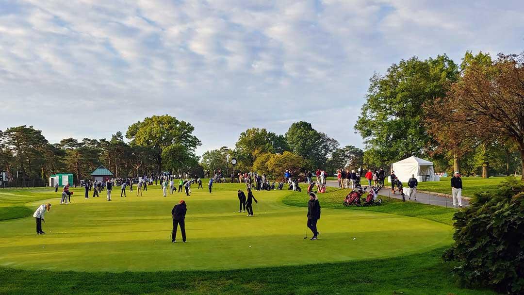 2018 OHSAA Division I Golf Championships Fri Oct 19