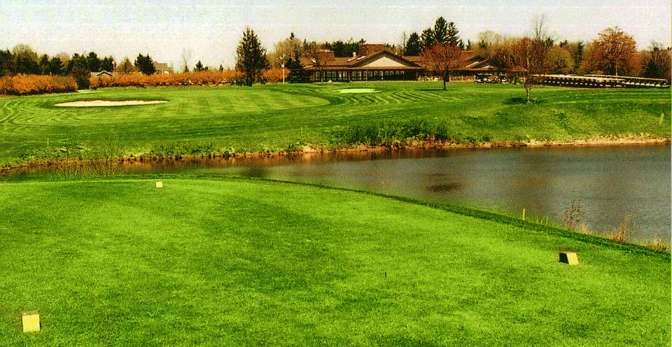 Clubhouse at Briarwood Golf Club Ohio