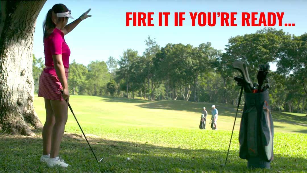 2019 Rules of Golf - Ready Golf