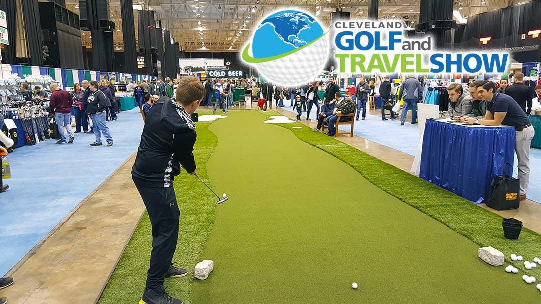 Cleveland Golf & Travel Show IX Center