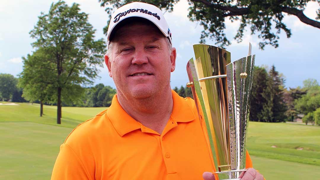 2019 Senior Ohio Open Champ Bob Sowards