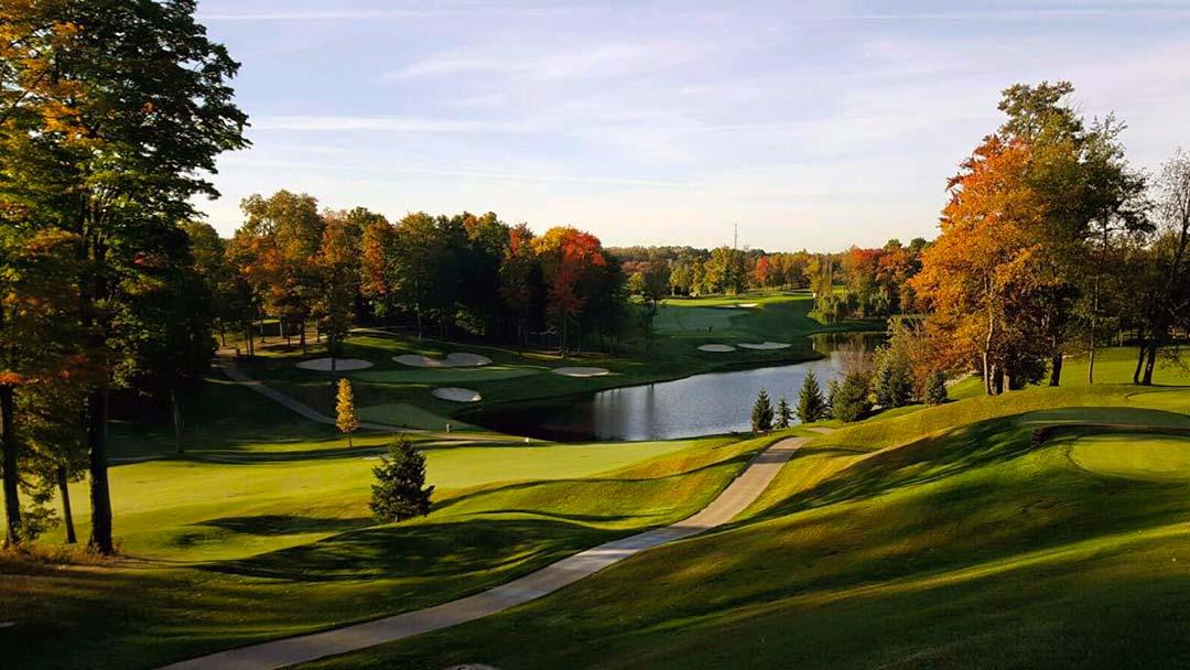 Boulder Creek Golf Club, Streetsboro