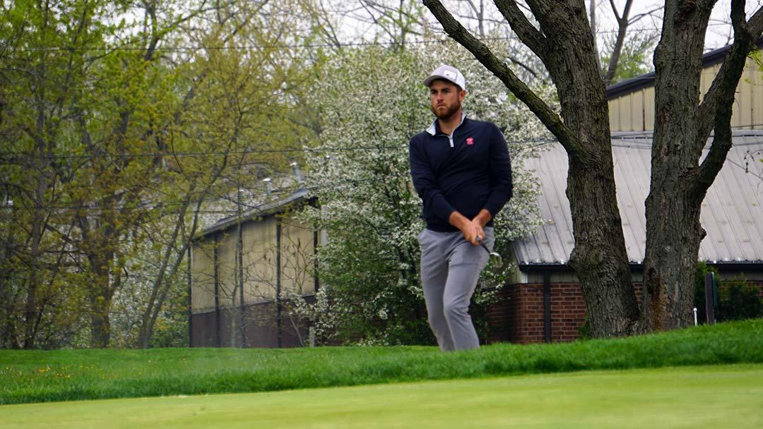 Jake McBride U.S. Open Local Qualifier 2019