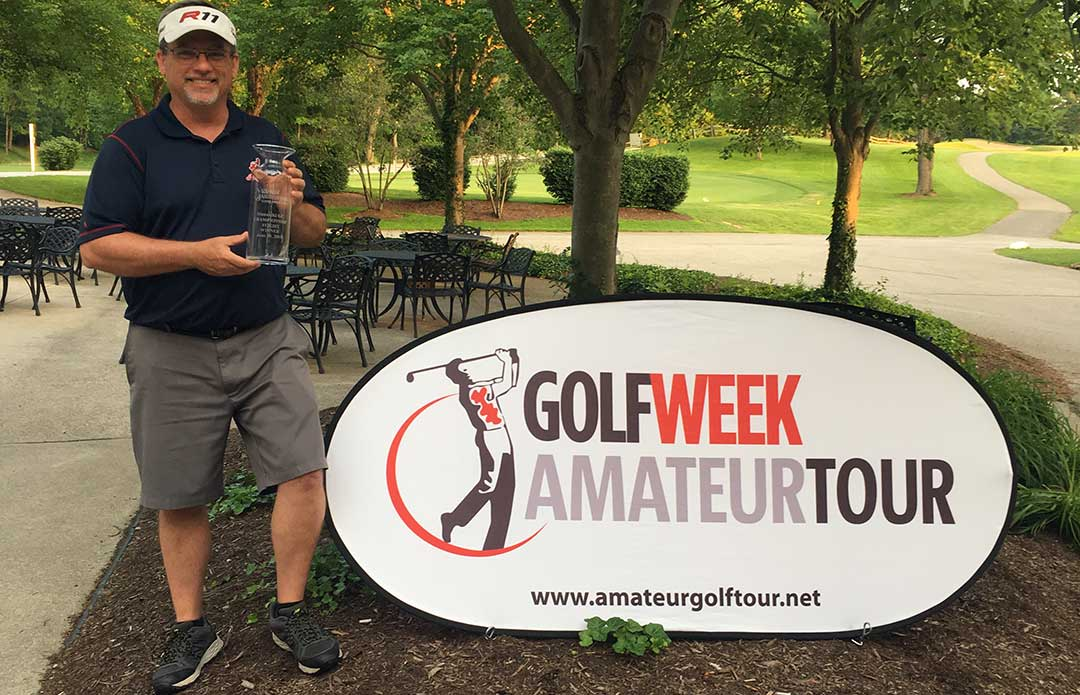 Richard Campbell Golfweek Am Tour
