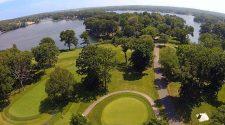 Turkeyfoot Lake Golf Links aerial