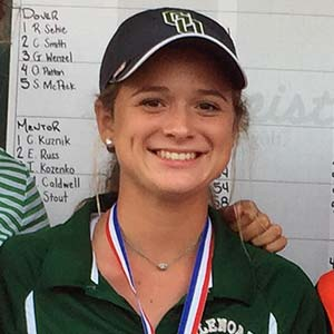 Maddie Reemsnyder, Green High School Girls Golf