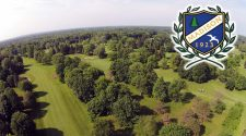 Aerial view of Madison Country Club, Madison Ohio