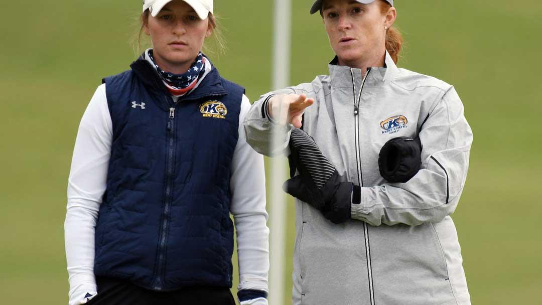 Kent State Women's Golf Coach Lisa Strom