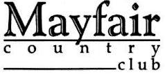 Mayfair Country Club Green Ohio
