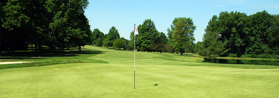 Windmill Lakes Golf Club Hole #1