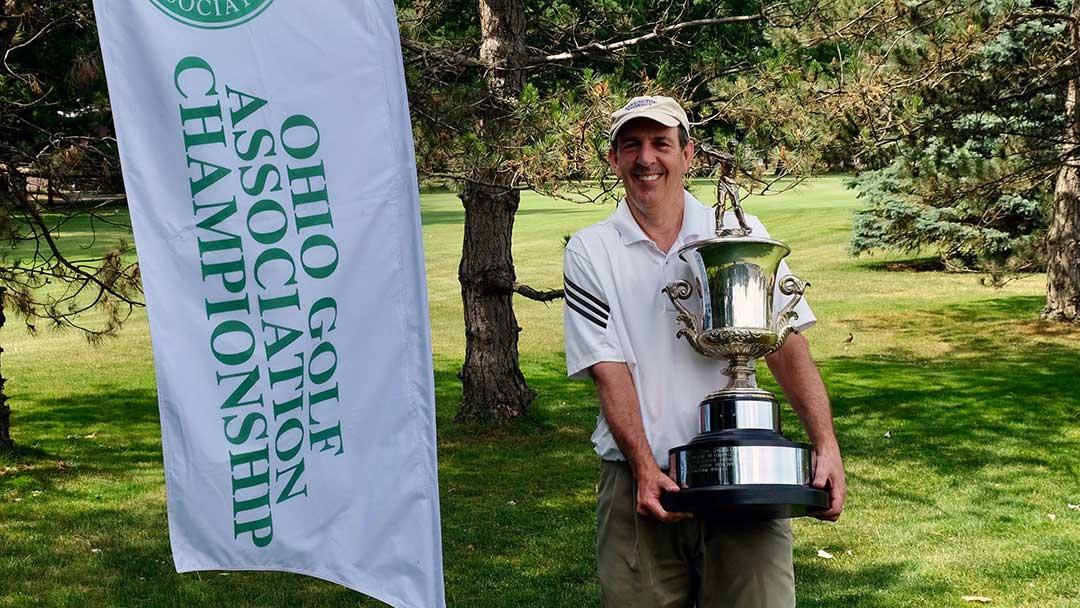 2020 Ohio Senior Amateur Champion Tom Laubacher