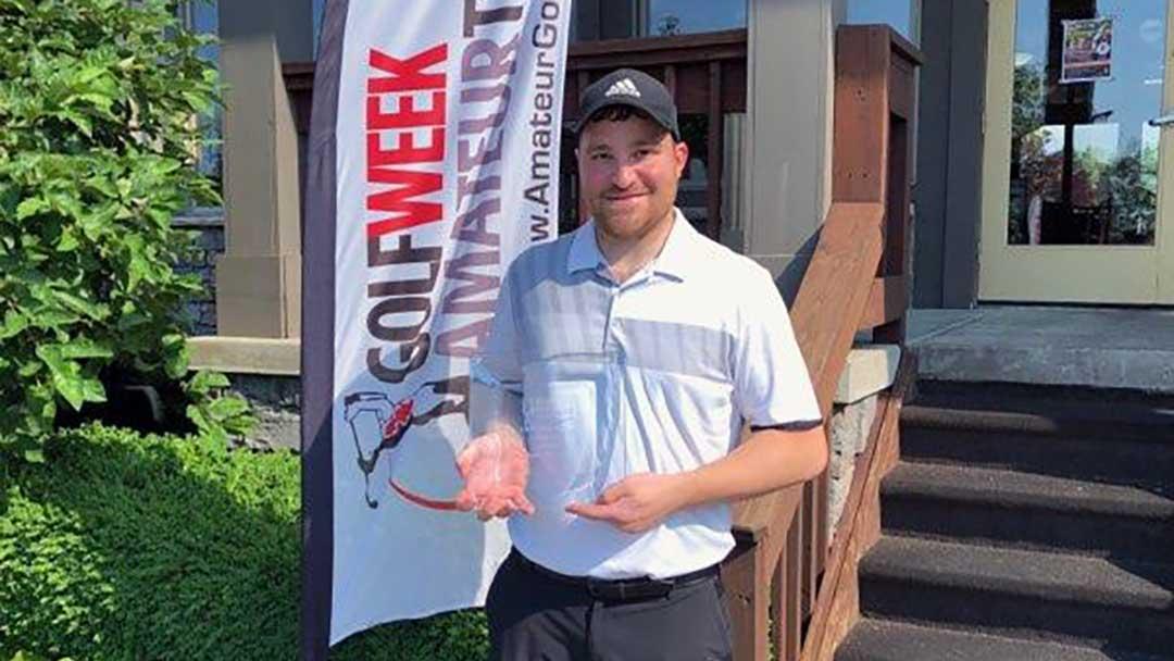 Ron Ritner Golfweek Am Tour Little Mountain