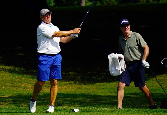 Tom Baugh and Rick Bryson