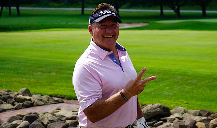 Doug Fleming 2020 Senior Chippewa Championship