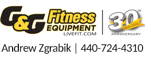 G&G Fitness Equipment | LiveFit.com | 30 Years