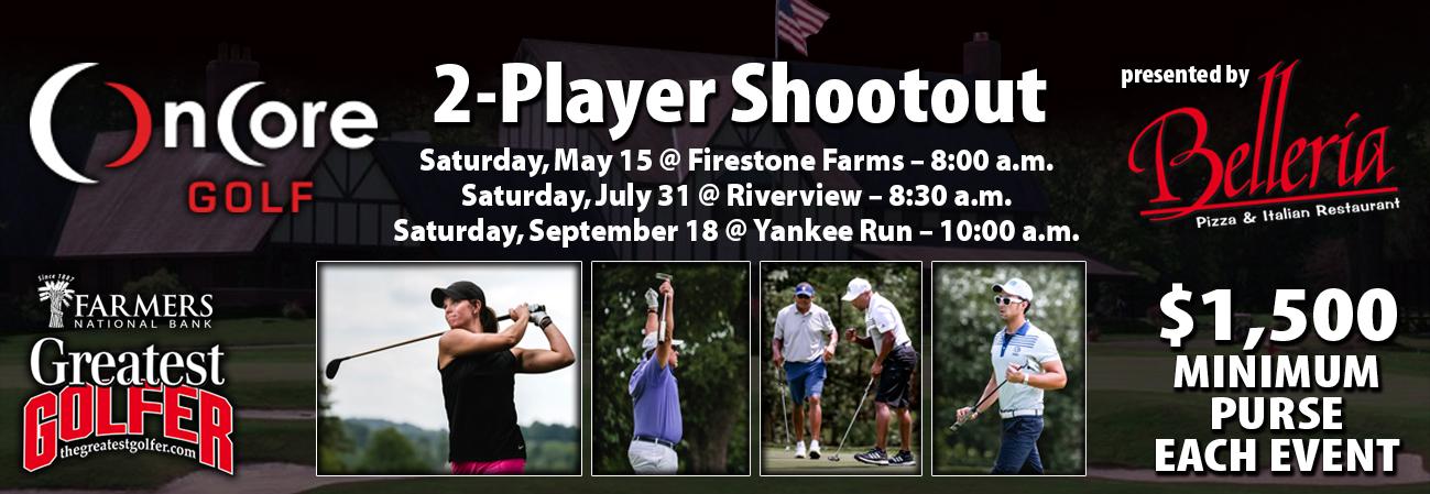 2021 Greatest Golfer 2-Player Shootout