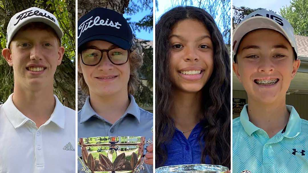 North Coast Junior Tour - Madison winners