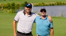 Phil Bojc and Chris Okeson, 2021 NOHIO.GOLF Firecracker 2-Am Better Ball Champions