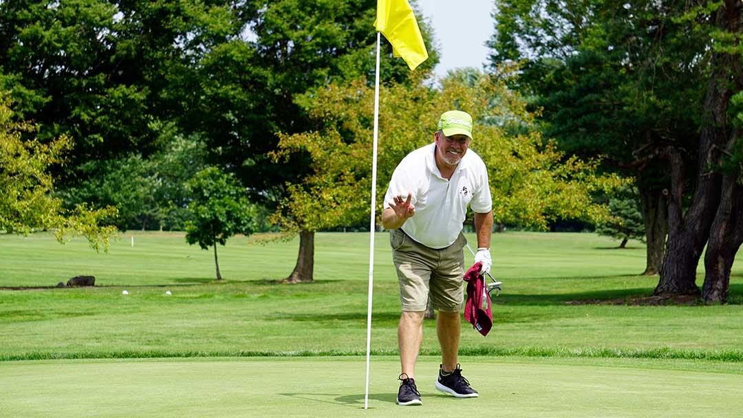Randy Crider, 2021 Tigertown Open