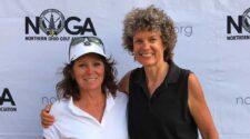 Shirley Vaughn and Denise Callahan
