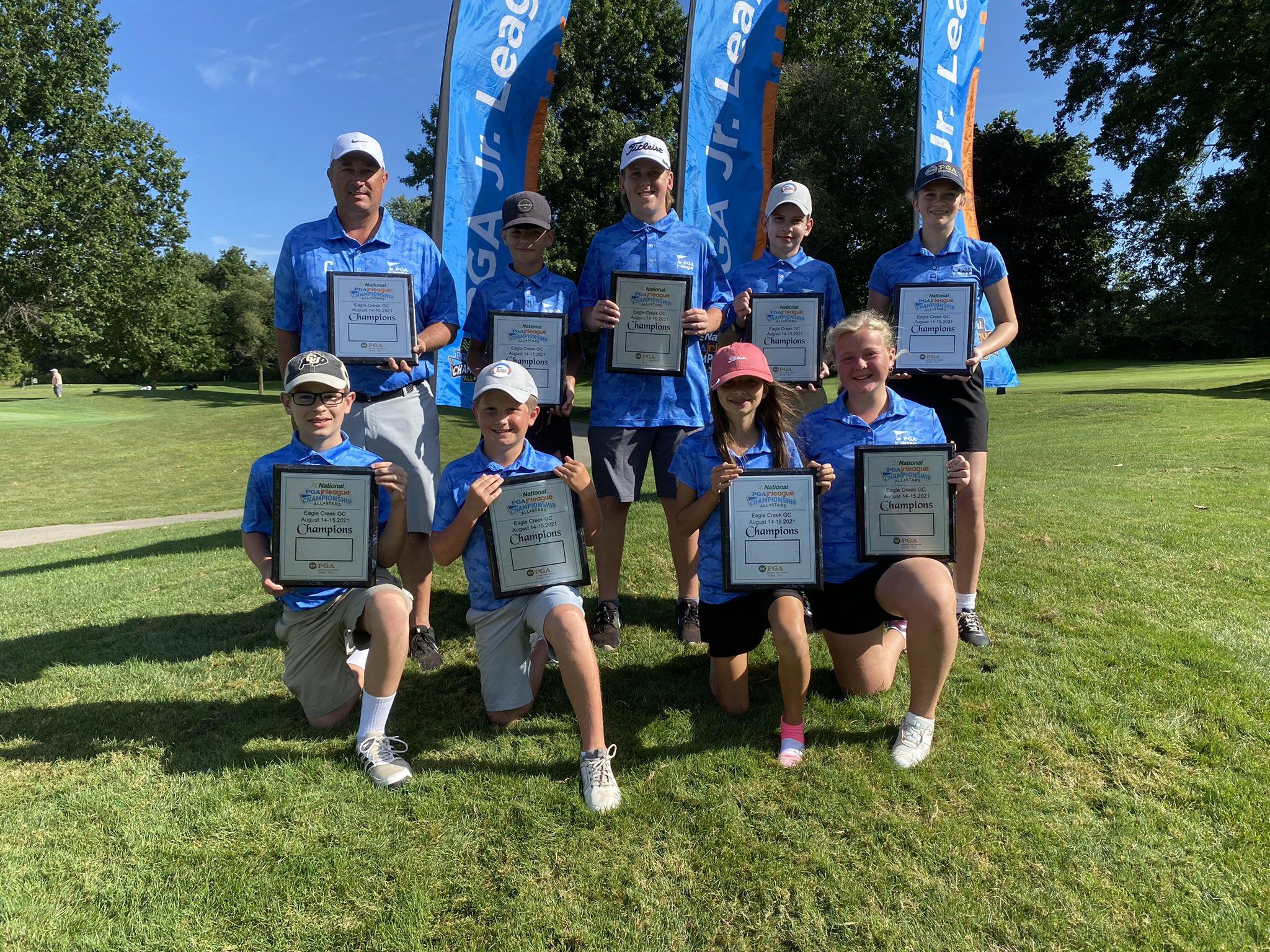 2021 PGA Junior League - Team Akron #2
