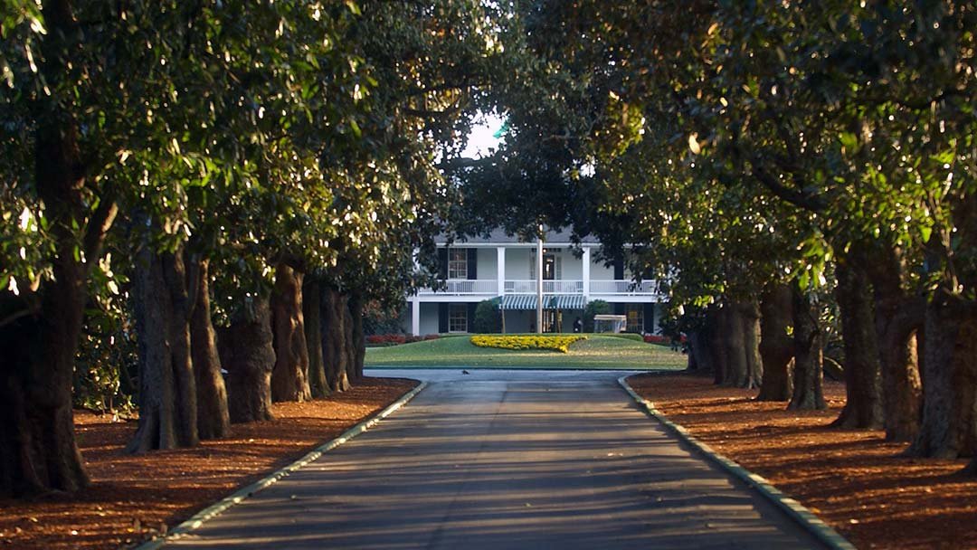 Augusta National's Magnolia Lane