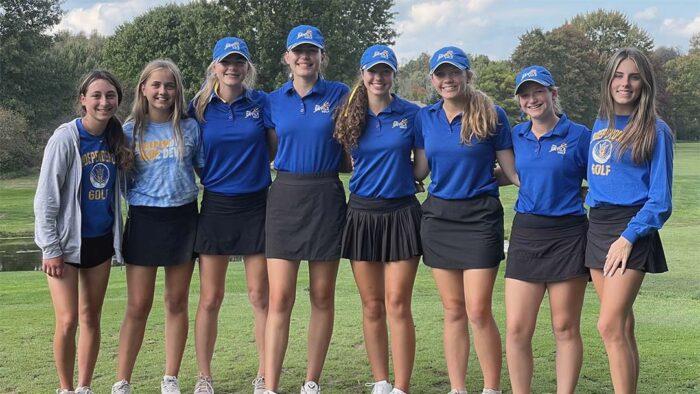 2021 Independence Girls Golf Team