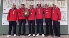 2021 Berlin Hiland Boys Golf Team, 2021 OHSAA D3 State Champions